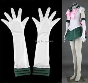 Image 3 - Athemis Anime Sailor Moon Makoto Kino/Sailor Jupiter Cosplay Kostüm nach maß Kleid Hohe Qualität