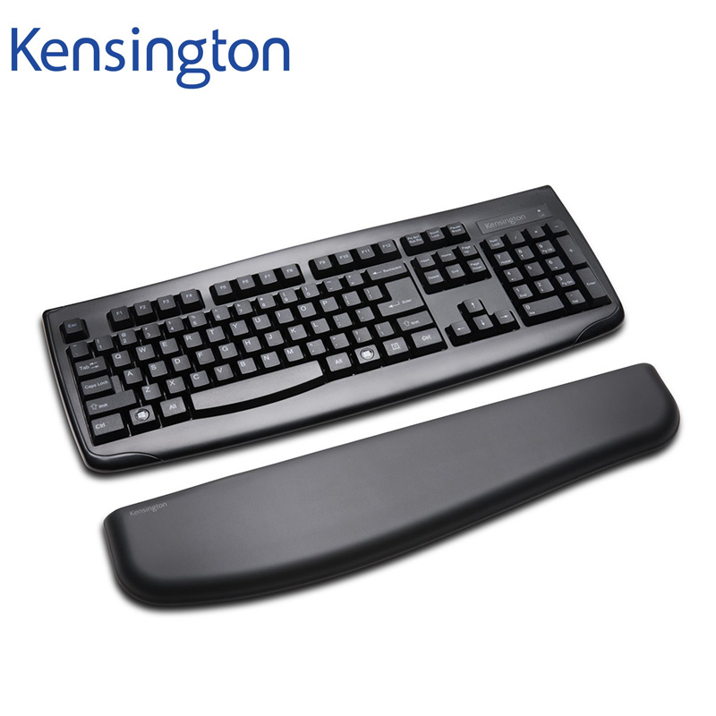 New Kensington Original ErgoSoft Gel Wrist Rest for Standard Keyboards K52799WW with Retail Package Free Shipping new and retail package for 73gb 10k