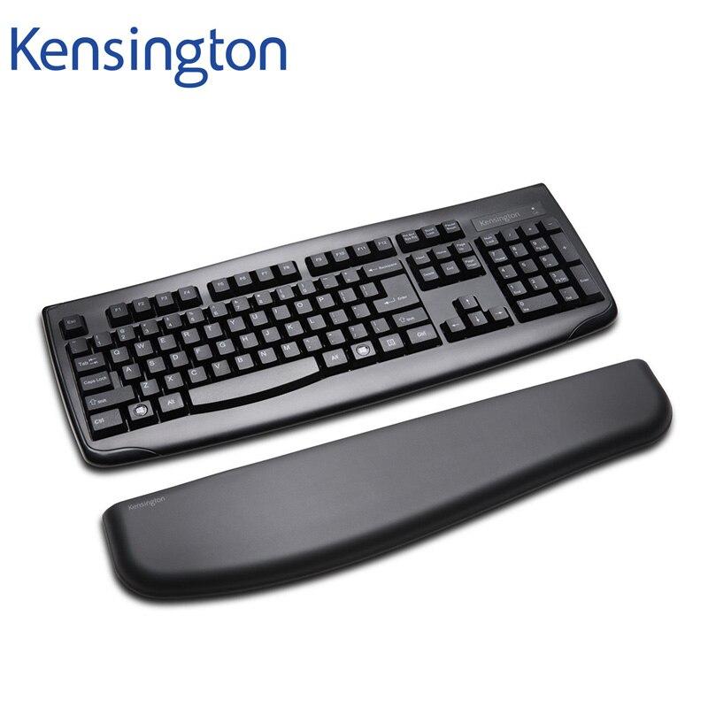 New Kensington Original ErgoSoft Gel Wrist Rest for Standard Keyboards K52799WW with Retail Package Free Shipping раскладушка therm a rest therm a rest luxurylite mesh xl