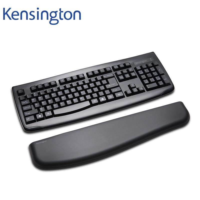 Repose-poignet en Gel ErgoSoft Original de Kensington pour claviers Standard K52799WW avec emballage de détail livraison gratuite