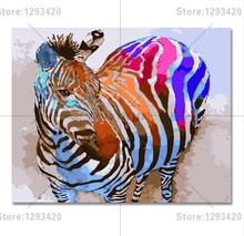 Diamond Mosaic Zebras Promotion Shop For Promotional Diamond Mosaic