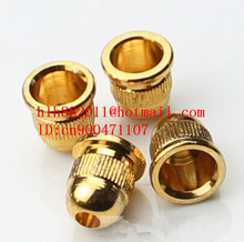 free shipping new electric bass guitar strings buckle guitar bridge in gold black and chrome LK-5