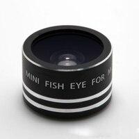 2 Stks Mini Draagbare Universele 180 graden fisheye lens Telefoon Micro Externe Lens Voor iPhone 5 6 7 plus voor Samsung s6 s7 Cellphone