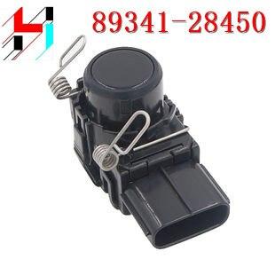89341-28450 89341-28450-C0 PDC auto Einparkhilfe Sensor für 2008-11 Toyota Land Cruiser Lexus LX570 schwarz weiß silbrig farbe