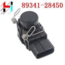 89341-28450 89341-28450-C0 PDC car Parking Aid Sensor for 2008-11 Toyota Land Cruiser Lexus LX570 black white silvery color