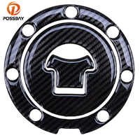 Carbon Fiber Motocross Decal Gas Oil Fuel Tank Pad Protector Motorcycle Accessories For Honda CBR250R F4 F4i CBR 600RR 1000RR