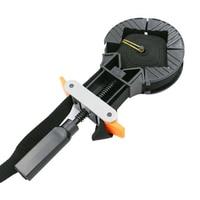 Braçadeira de faixa ajustável multifunction cinto braçadeira carpintaria rápido poligonal clipe 90 graus ferramentas manuais|Conjuntos ferramenta manual| |  -