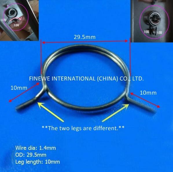 Aliexpress.com : Buy Manufacture Custom Door Lock Spring Handle ...