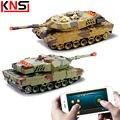 Оригинальный HuanQi H500 RC танки битва ик съемки телефон силы тяжести сверхдержава радиоуправляемые игрушки для малышей