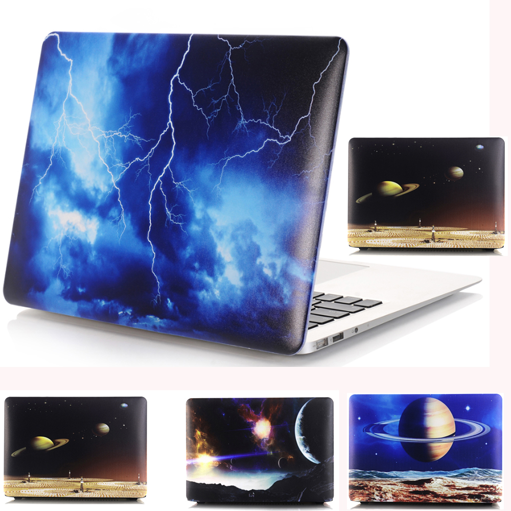 Print Shell Laptop Case For Apple Macbook Air Pro Retina 11 12 13 15 Protective Cover For Mac Pro 13.3 15.4 Retina Touch Bar