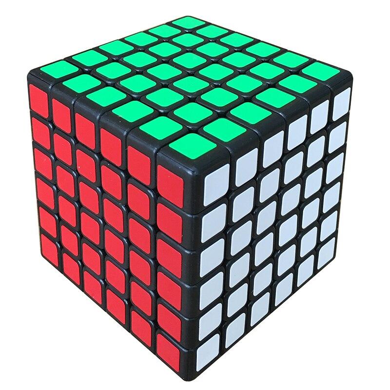 Nouvelle Marque Yongjun Guanshi 6x6x6 Cube 6 Couches Lisse YJ Jouets Cube Puzzle Speed Professional 6.7 cm Jouets Éducatifs Pour Enfants