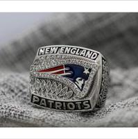 Patriots Logo Engraved Inside FOR Tom Brady 2011 New England Patriots NFC FOOTBALL Championship Ring 7