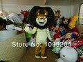 Мадагаскар лев алекс костюм талисмана животных талисман взрослых костюм бесплатная доставка