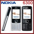 Original Nokia 6300 Unlocked Mobile Phone Tri-Band Multi-language 10 Pcs DHL  Free shipping