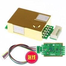 MH-Z19 инфракрасный co2 Датчик для co2 Монитор датчик углекислого газа MH-Z19B co2 Модуль UART ШИМ серийный выход 0-5000PPM