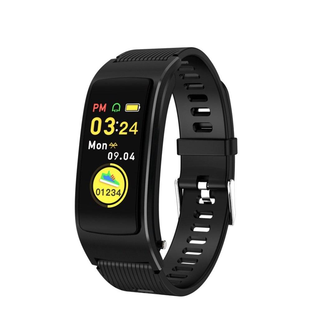Fitness Tracking Smart Watch Heart Rate Monitor Bluetooth Wireless Sports Smart Bracelet GDealsFitness Tracking Smart Watch Heart Rate Monitor Bluetooth Wireless Sports Smart Bracelet GDeals