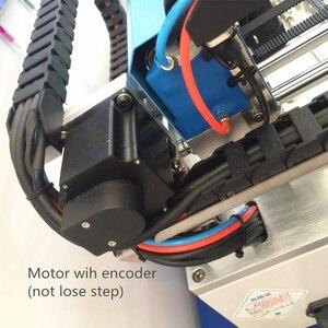 Image 5 - 2019 nouvelle version CHMT48VB SMT Machine de sélection et de placement avec rail carré + chargeur de vibrations, production par lots, Charmhigh