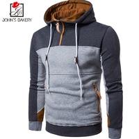 John S Bakery Brand 2018 Hoodies Brand Men Mixed Colors Sweatshirt Male Hoody Hip Hop Autumn