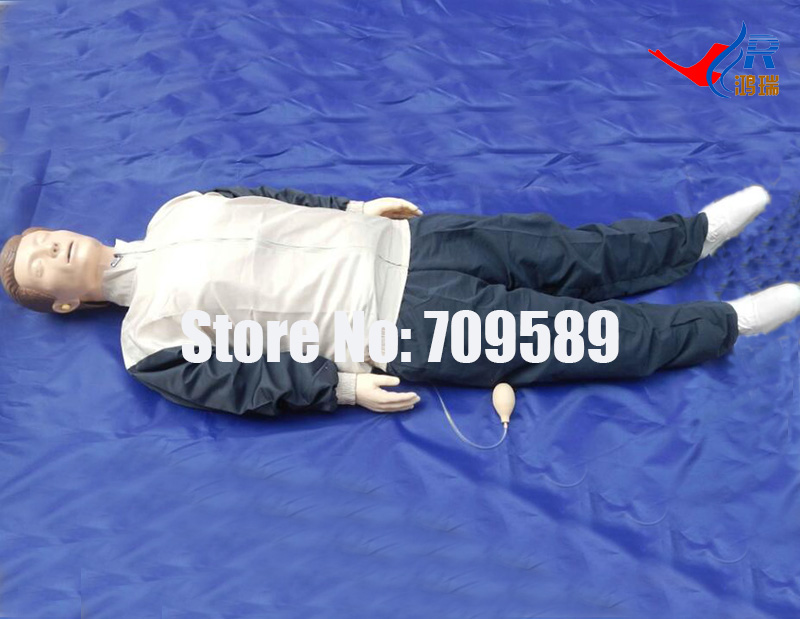 Advanced CPR Training Manikin, CPR Manikin bix h2400 advanced full function nursing training manikin with blood pressure measure w194