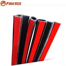 SUV Set   Rubber Automotive Door Seal Strips Front Rear Doors Bonnet Trunk Cover Anti Noise Dust Sealing Strip Trim