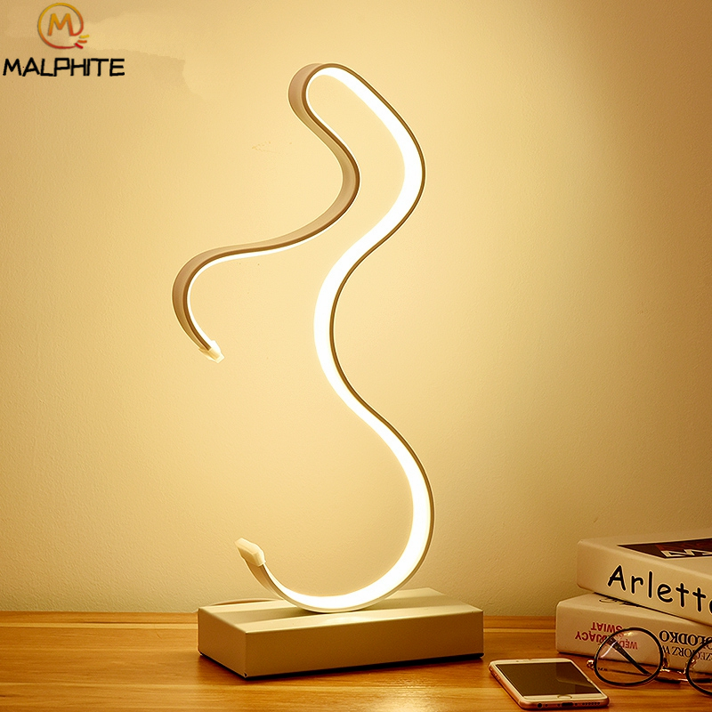Tri-Color dimming musical note LED Table Light Acrylic Heart shape Table Lamps Bedroom Beside Lamp Home Decor Lighting FixtureTri-Color dimming musical note LED Table Light Acrylic Heart shape Table Lamps Bedroom Beside Lamp Home Decor Lighting Fixture