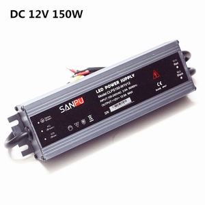 Image 5 - LED Strip Power Supply 110V 220V to 12V LED Driver IP67 Waterproof Ultra Thin LED Light Transformer 60W 100W 120W 150W 200W