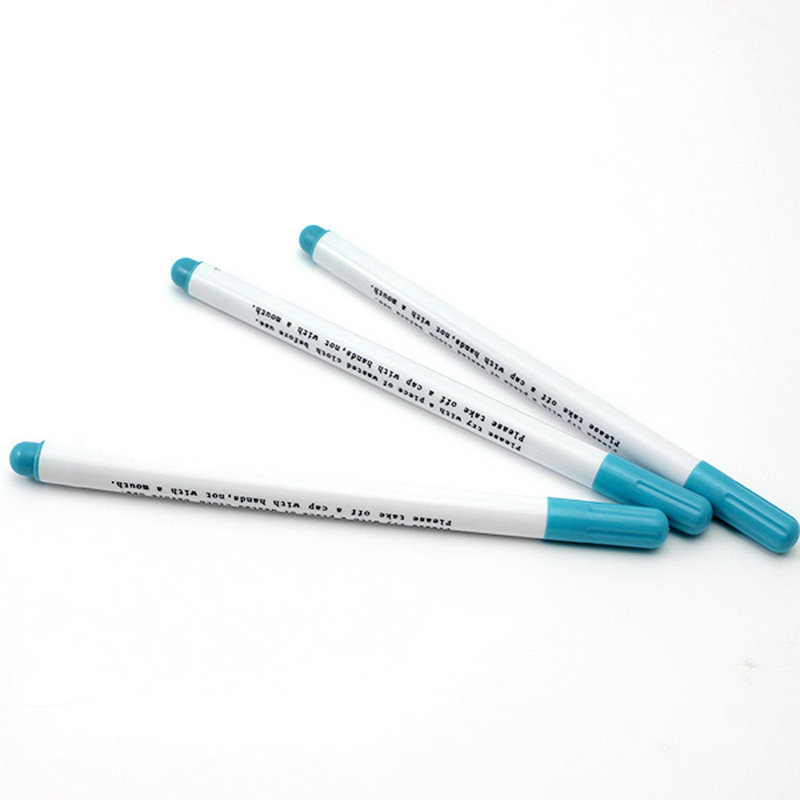 5Pcs Lot Water Erasable Fabric Marker Marking Pen Textile Ink Pen for Patchwork Craft marking tools