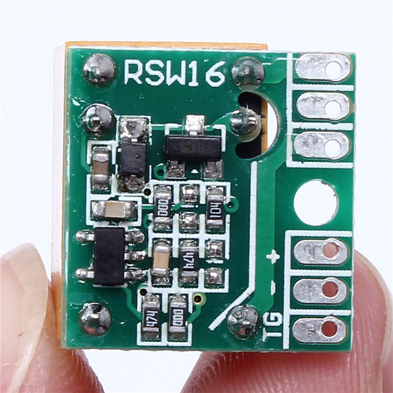 rsw16 type bistable relay module active relay hk4100 for electronic switch 5v in integrated electronic latching relay circuit Bistable Monostable Relay