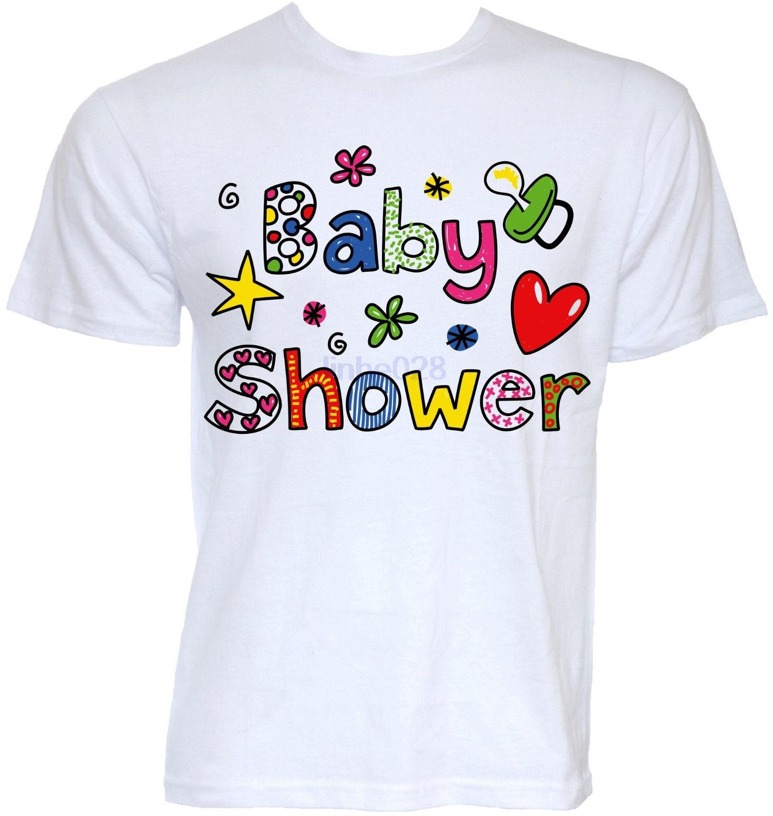 FUNNY COOL NOVELTY NEW BABY SHOWER MUM PREGNANCY JOKE T