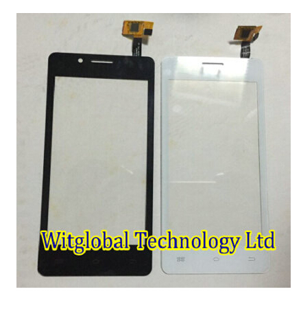 New For 4 5 Keneksi Fire 2 outer TP Capacitive touch Screen Panel Glass Digitizer Replacement