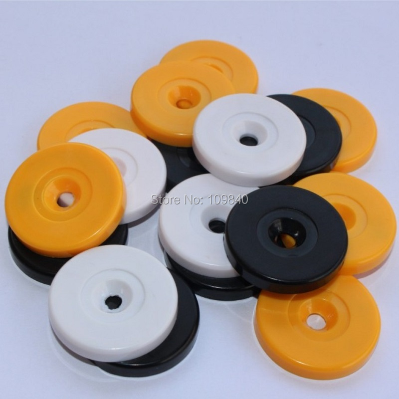 10pcs 125khz RFID patrol point tag with TK4100 (EM4100) chip waterproof ABS proximity for Guard Patrol Points Systerm 10pcs sample 125khz rfid abs waterproof patrol button id patrol point