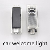 One Pair Car Door LED Logo 7W Ghost Shadow Laser Welcome Light For B MW E90
