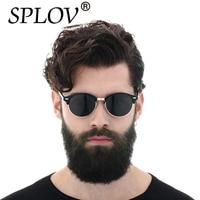 2017 Ray Brand Designer Vintage Luxury Sunglasses Men Classic Polarized Round Sun Glasses Women Oculos de sol High quality UV400
