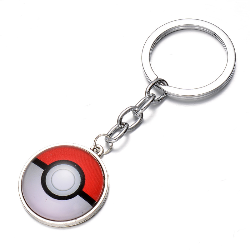 dhl-free-100pcs-mixed-two-colors-font-b-pokemon-b-font-25mm-pendant-key-chain-anime-catoon-zinc-alloy-metal-keychain-font-b-pokemon-b-font-key-chains
