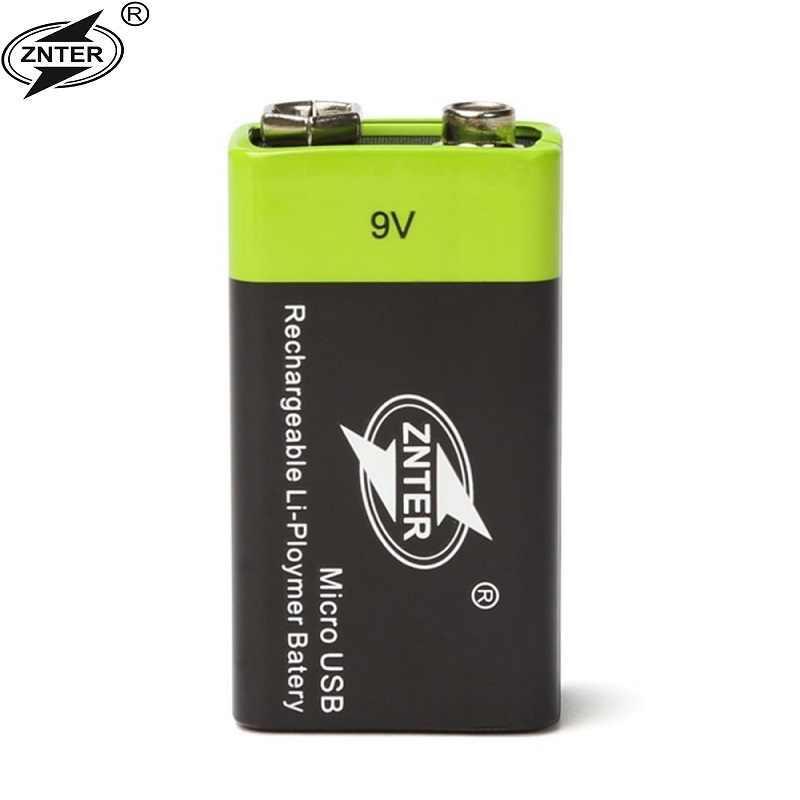 ZNTER/DP/ユニテック/PKCELL 6F22 ホット販売 9 V 充電式電池煙探知機ワイヤレスマイク