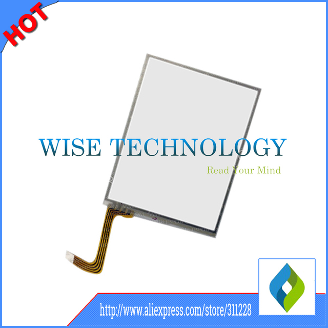 for Honey well Dolphin 99GX touch screen touch panel digitizer glass sensor , barcode scanner touch screen