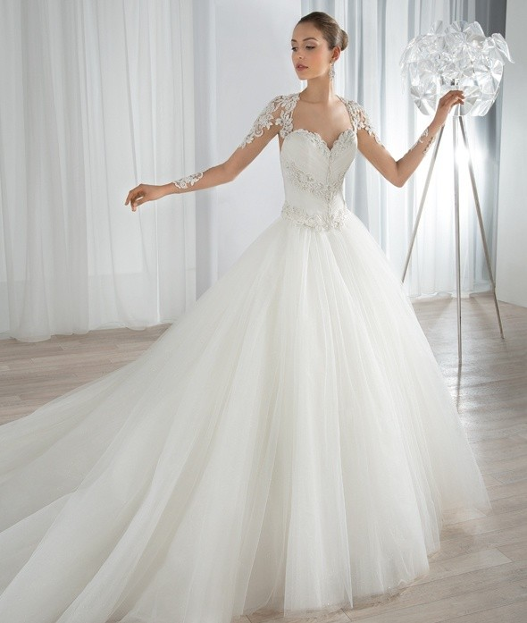 Wholesale Demetrios Wedding Dresses 10