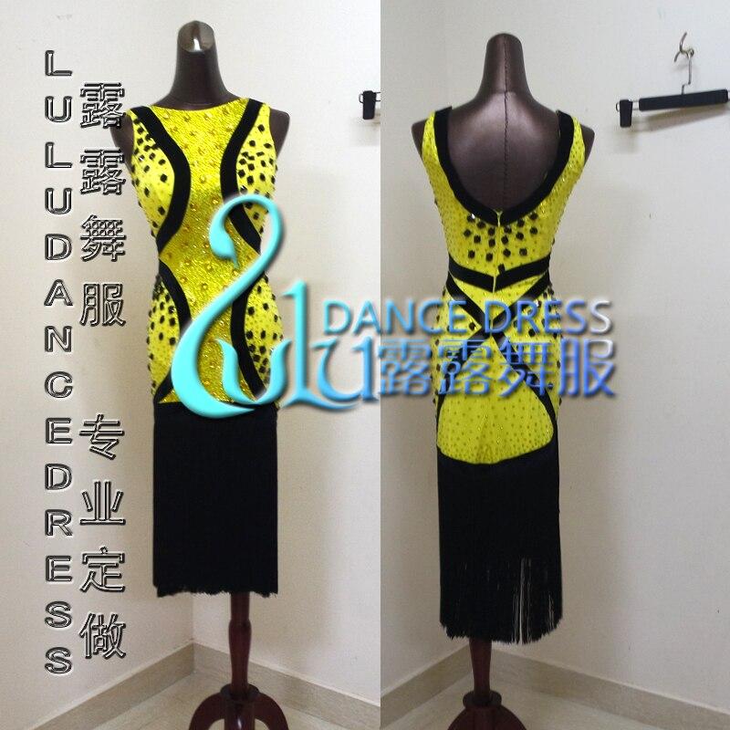 Latin Dance Dress Women Ballroom Dancing Dresses Latin Dance Costume Dance Latin Dresses Tango Dress Samba Skirts