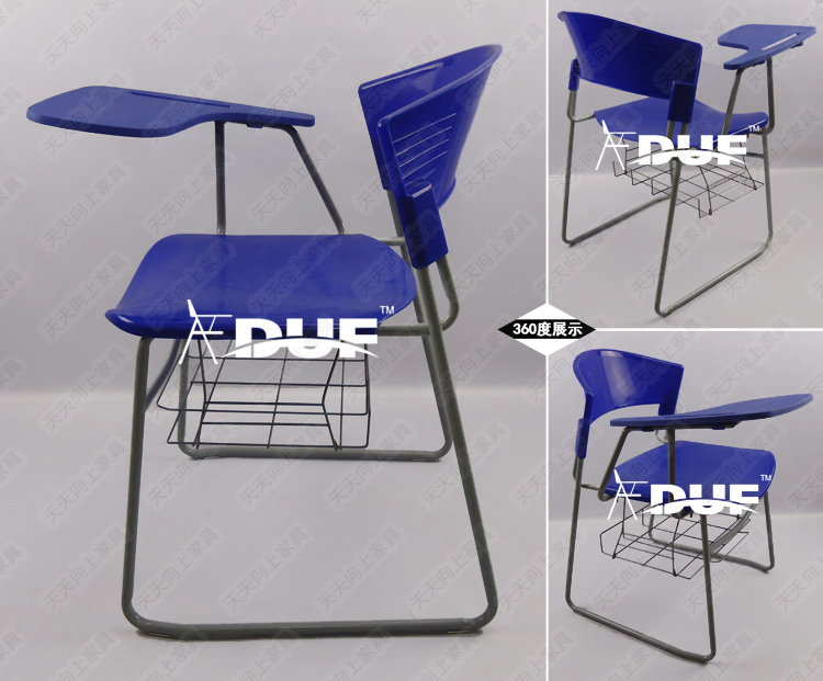 Poly Classroom Chair With Writing Pad Wide Seat College Chair Sturdy Frame  Seminar Chair In School Chairs From Furniture On Aliexpress.com   Alibaba  Group