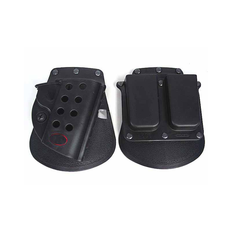 Tactical Airsoft pistol Holster & Mag Pouch Set For M1911 hunting accessory pistol gun case