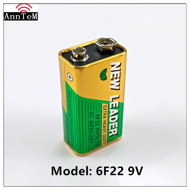 anntem brand the special battery model 6f22 9v can be used with the rh aliexpress com Instruction Manual Example Operators Manual