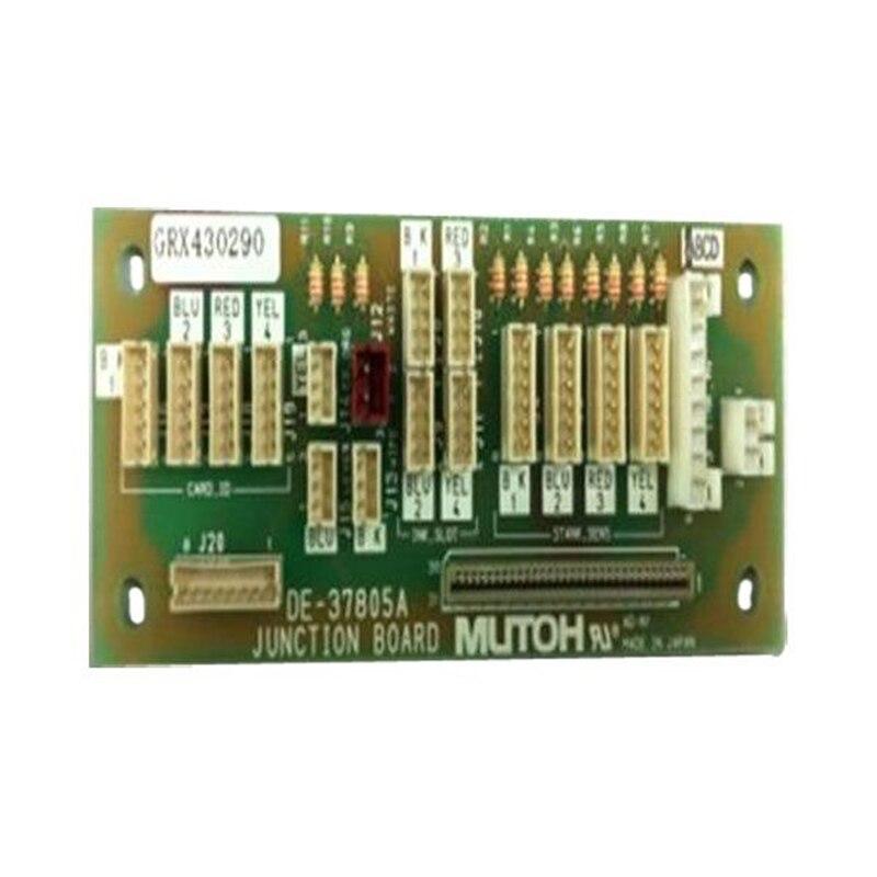 Original Mutoh VJ-1324  VJ-1624  VJ-1624W Junction Board DG 42966 original mutoh vj 1604 vj 1604w mother board mainboard dg 44332 dg 41870
