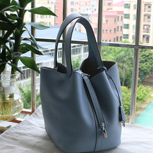 Luxury Brand Ladies Bag Genuine Leather Women Handbag Fashion Crossboby Bag Design Female Shoulder Bag Girl Gift Bolsa Feminina