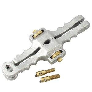 Image 2 - Längs Öffnung Messer Längs Mantel Kabel Rollenschneider Faser Optische Kabel Stripper SI 01 Kabel cutter