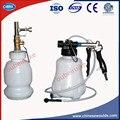 2 PCS Aperto Tipo de Extrator de Óleo Fluido De Freio Sangrador Pneumático A Vácuo Sangrador Do Freio
