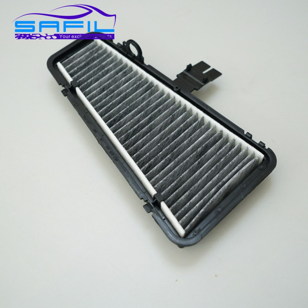 cabin filter for 2009 <font><b>Audi</b></font> A4L 2.0L / <font><b>B8</b></font> Air-conditioned OEM:8KD819441 #FT245 image