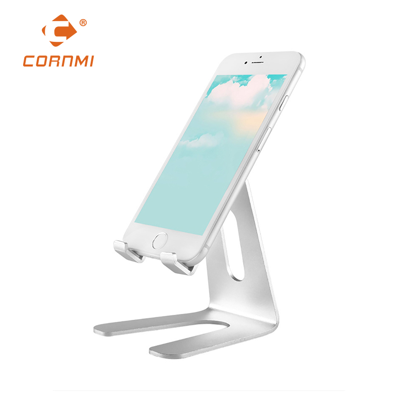Phone Holder Foldable Mobile Phone Holder Tablet for iPhone Stand Desk Holder Stand for Samsung Huawei For 8-inch smartphones