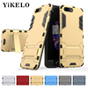 YiKELO Shockproof Hybrid Armor Case for Huawei P10 P9 P8 Lite 2017 Y5 Mate/8/9/10 Honor 8 9 V8 V9 5X 6X NOVA 2 Plus GR5 Cover