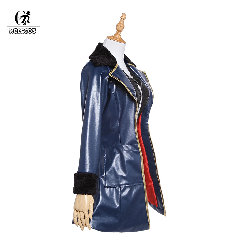 ROLECOS FGO Alter Cosplay Fate Grand Order Anime Costumes Mash Kyrielight Saber Cosplay Costumes Game Jeanne d'Arc Full Sets