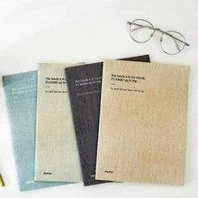 """""""Минимализм"""" блокнот для упражнений, упаковка из 4 выложенных бизнес блокнотов, большой размер, композиция, журнал, канцелярские принадлежности, подарок"""